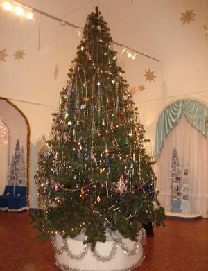 Наряжаем елку по-русски