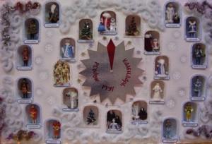 Календарь Деда Мороза