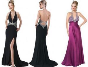Платья вечерние 2010