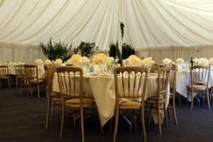 Свадьба под шатром