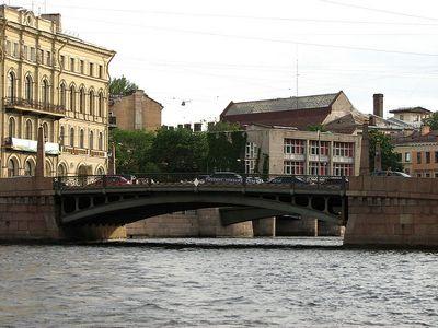 Поцелуев мост. Фото: Корзун Андрей.