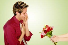 какие цветы дарить мужчине