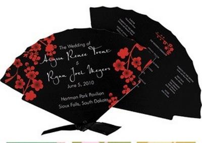 Стилизация в дизайне свадебных приглашений