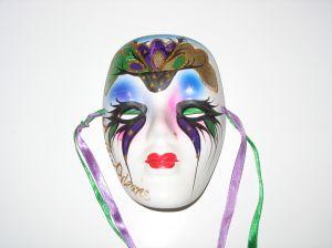 маска пати