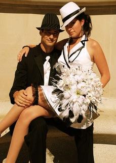 Свадьба в гангстерском стиле