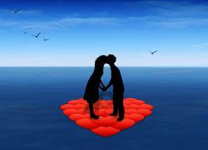 морская свадьба сценарий