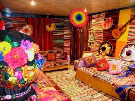 Оформление мексиканской вечеринки