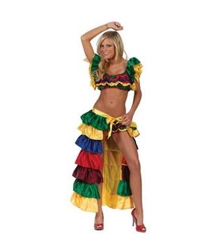 Одежда для вечеринки в стиле латино