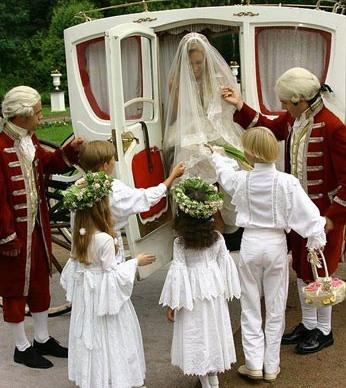 Какие бывают тематические свадьбы