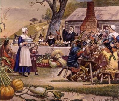 День благодарения: история праздника