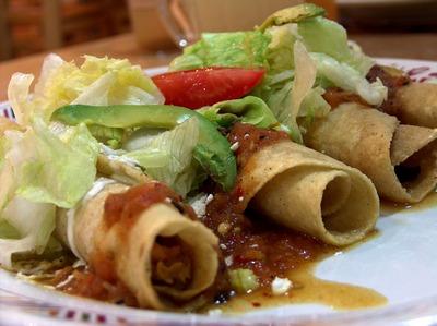 Мексиканские блюда