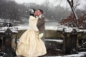 зимняя свадьба сценарий