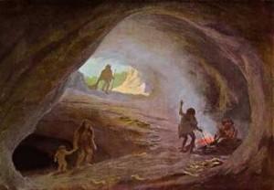 пещерная вечеринка