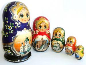 русские народные подарки
