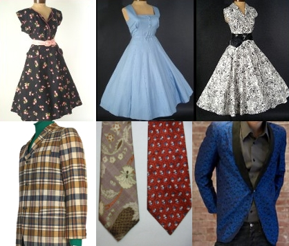 платье 60 годов выкройка