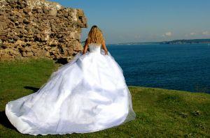 как выбрать свадебное платье по фигуре и цветотипу