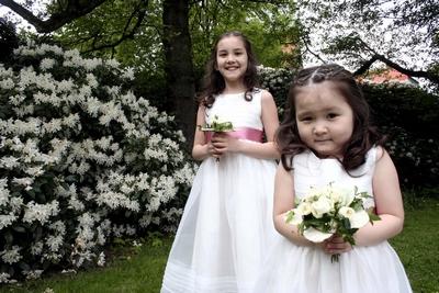 девочки цветочки