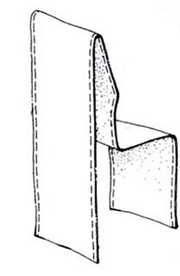 деталь чехла
