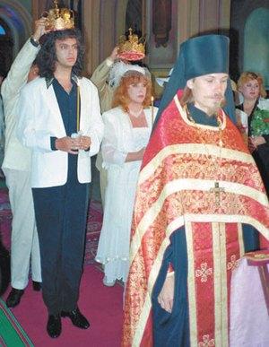 Одежда на венчание в церкви
