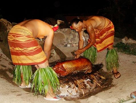 гавайский рецепт Калуа