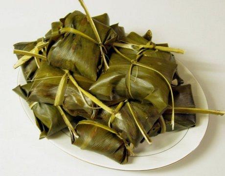 гавайское блюдо Лаулау