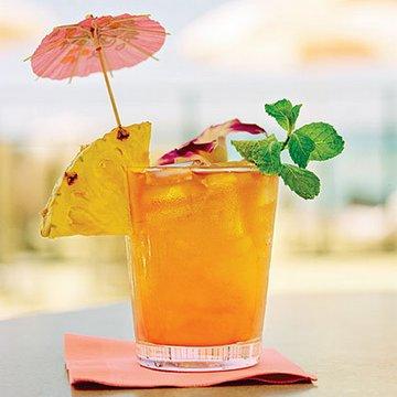 безалкогольные коктейли на гавайскую вечеринку рецепты