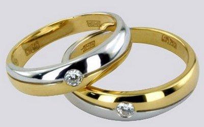 комбинированные кольца