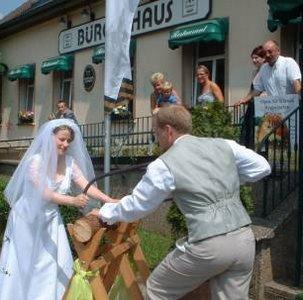 немецкая свадьба