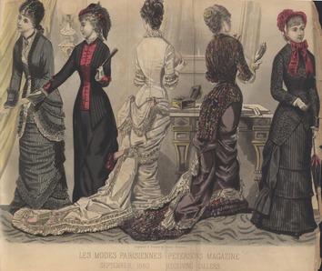 винтажные платья русалка