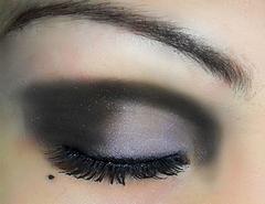 макияж в стиле чикаго