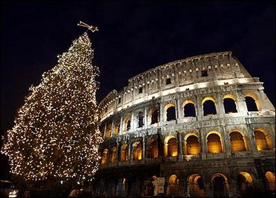 как празднуют новый год в Италии