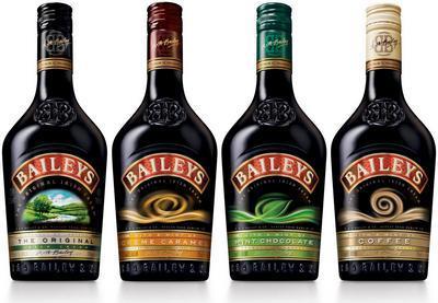 В рекламе будут освещены 3 вкусовых варианта Baileys, включая.