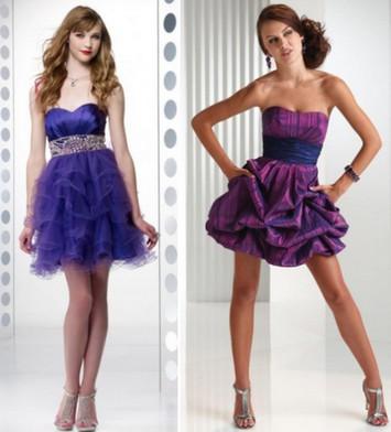 как выбрать платье на выпускной с фигурой яблоко