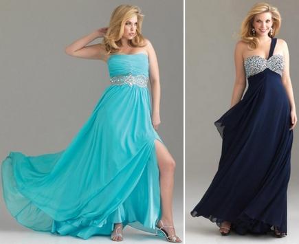 Выбрать фасон платья на выпускной