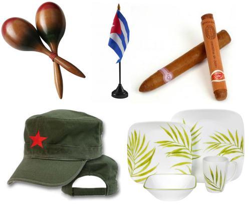 декор вечеринки в кубинском стиле