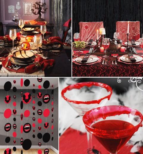 вечеринка в вамирском стиле декор