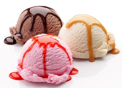 фото мороженое красивое