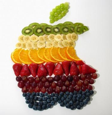 фруктовая нарезка идеи