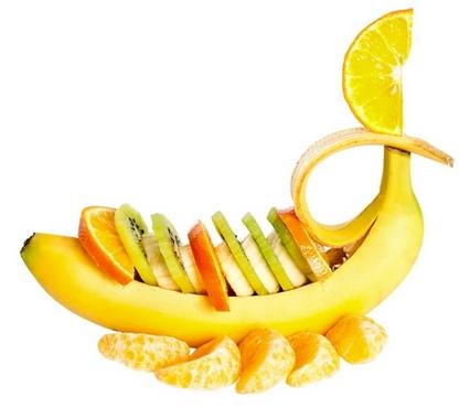 как подать фрукты к праздничному столу