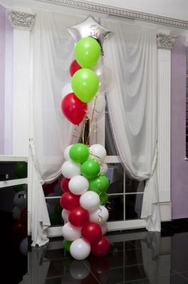 декор для вечеринки в итальянском стиле