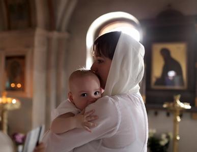 подарок для крестной матери