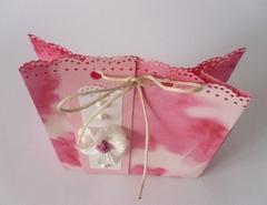 бумажный пакетик для подарка