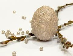 декоративное пасхальное яйцо своими руками