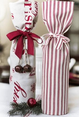 мешочек для бутылки в подарок
