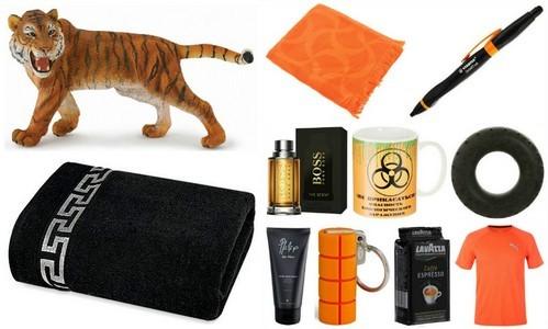 подарок моему тигру