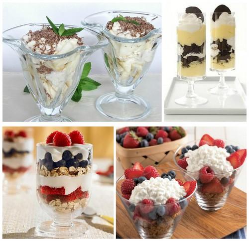 десерт для завтрака