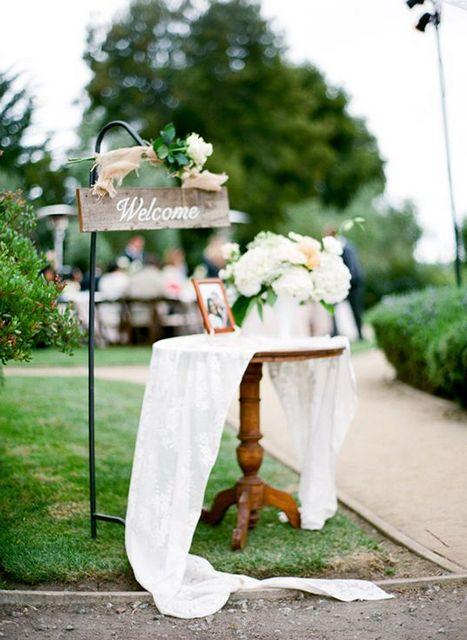 зона вэлком на свадьбе